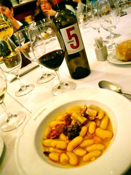 cena maridaje rincón Asturiano Arroyo de la Miel, Málaga - 10