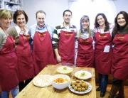 taller cocina libanesa pepekitchen 29 enero 2011 - 08