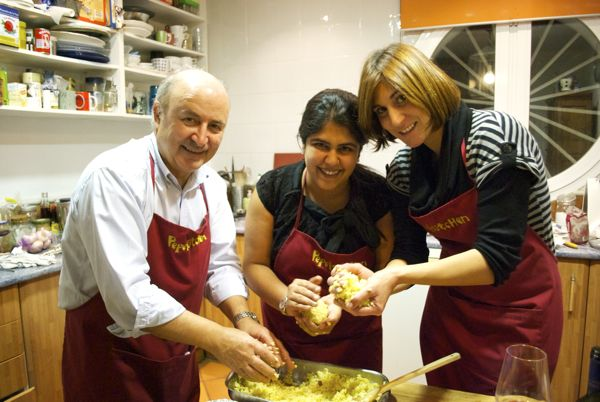 taller de risottos pepekitchen 14 enero 2010 - 12