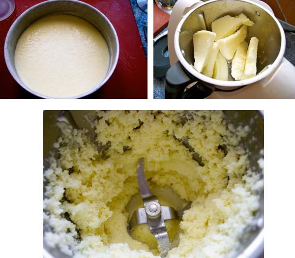 Hacer helado de pina casero