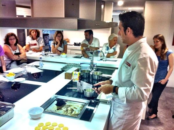 Pepekitchen nuevo taller de elaboraci n de queso artesano - Cursos de cocina en malaga ...