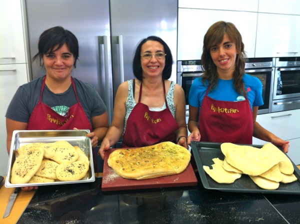 Primeros cursos de cocina en la nueva sede curso de - Cursos de cocina en malaga ...