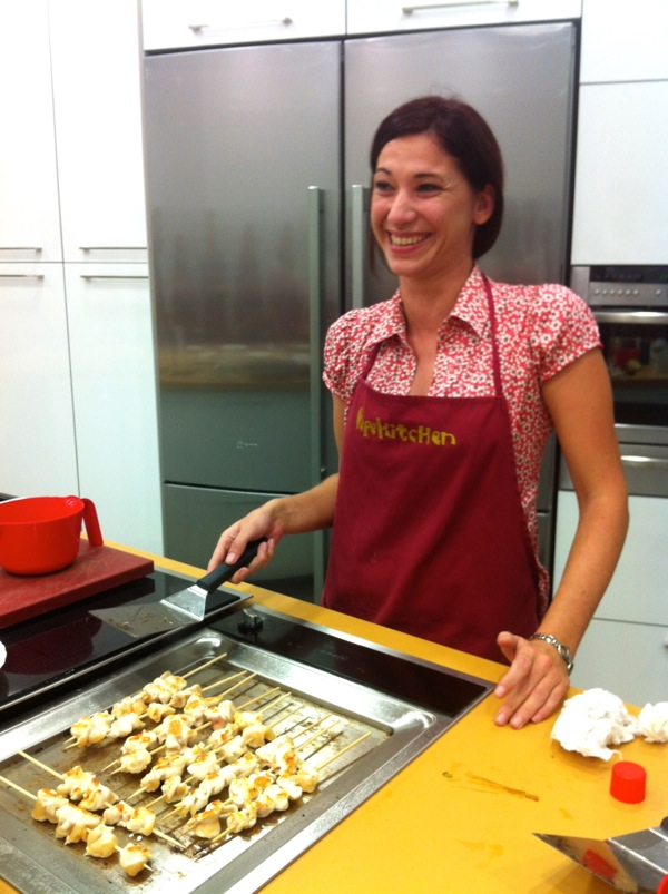 Primeros cursos de cocina en la nueva sede curso de - Clases cocina malaga ...