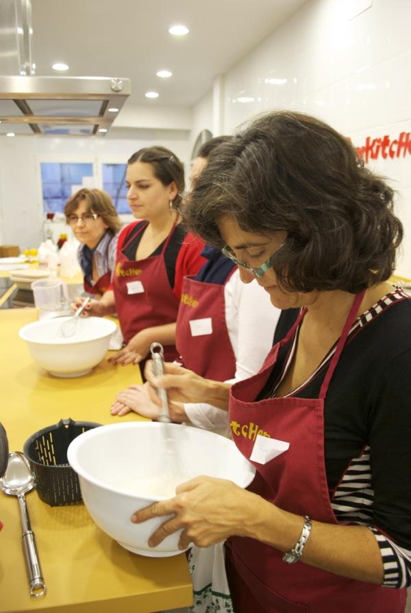 Cursos de pan artesano y rosc n de reyes por el amasadero - Escuela de cocina vegetariana ...