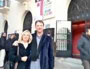 Reme y Pepe en la Muestra de Cine Gastronómico