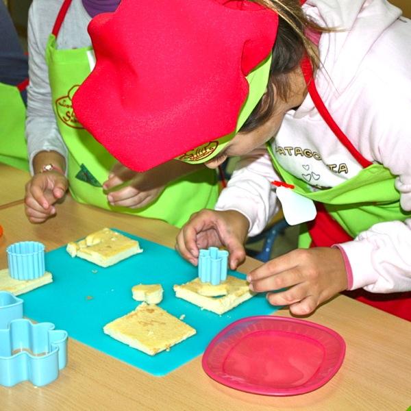 Nuevo taller de cocina para ni os escuela de cocina for Taller cocina ninos