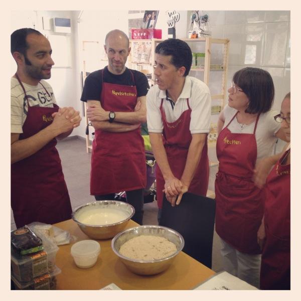 curso pan artesano pepekitchen el amasadero - 10