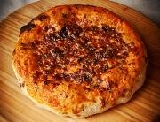 Hornear pizza en grill