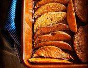 Batatas horno pimenton picante