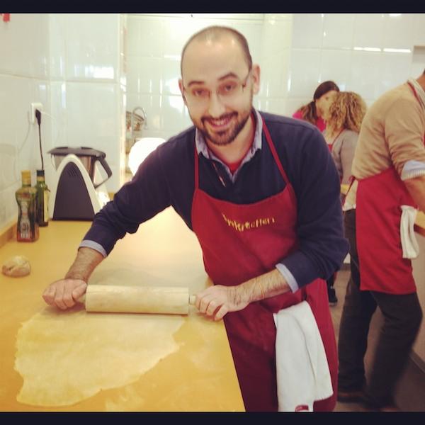 Escuela De Cocina Malaga | Nuevo Curso De Pasta Fresca Y Salsas Italianas Escuela De Cocina