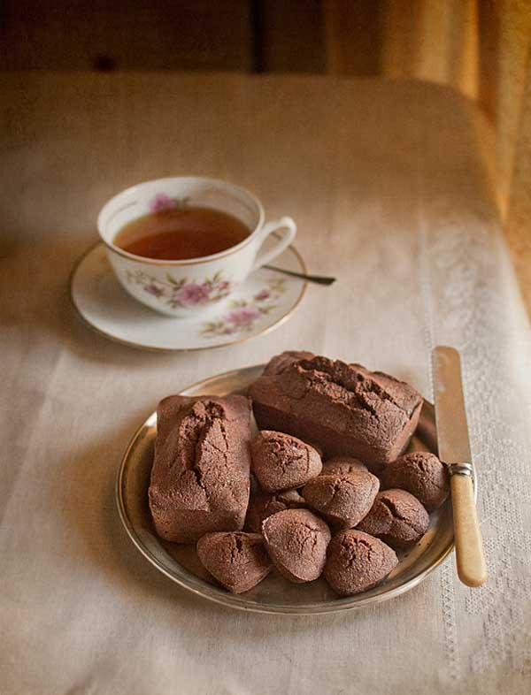 Chocolate Financiers Recipes — Dishmaps