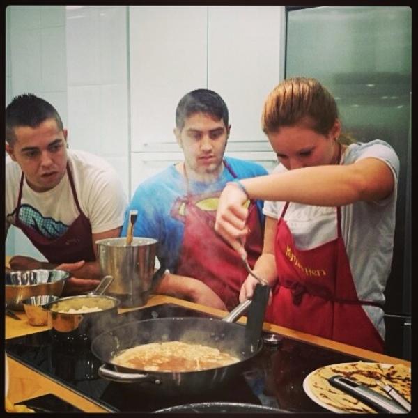 Oinarrizko sukaldaritza ikastaroa curso de cocina b sica for Curso de cocina basica pdf