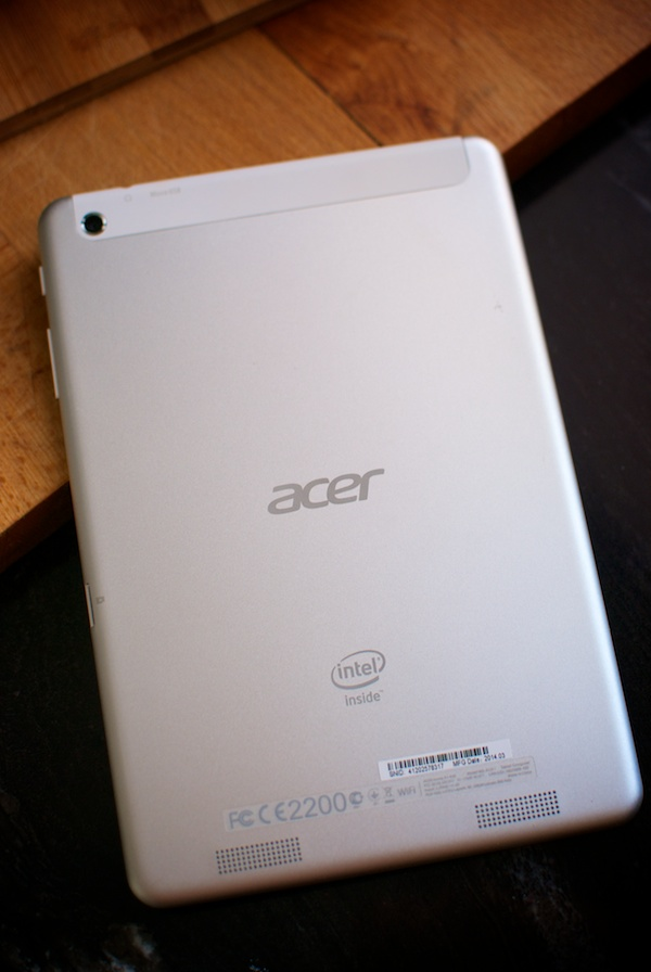 tablet acer iconia 2