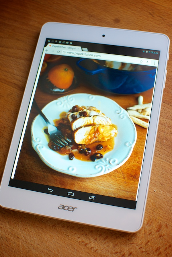 tablet acer iconia 4