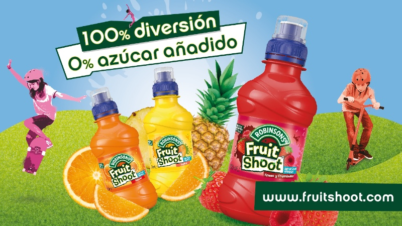 fruit shoot robinson´s