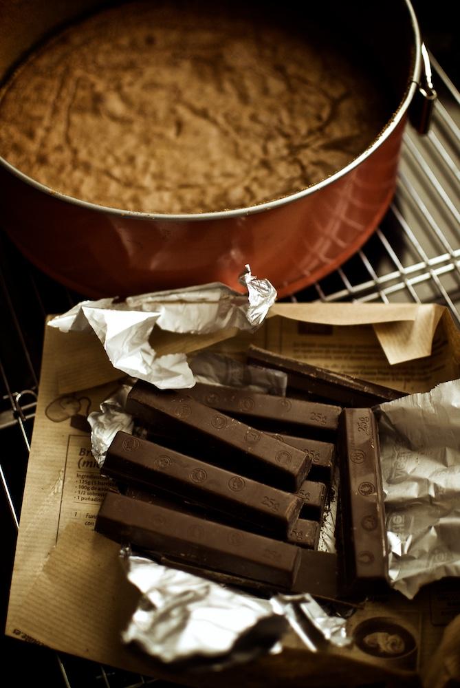 tarta de chocolate pasos 2