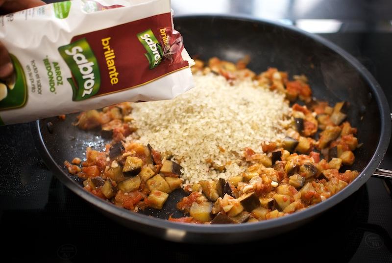 arroz con berenjenas-paso2