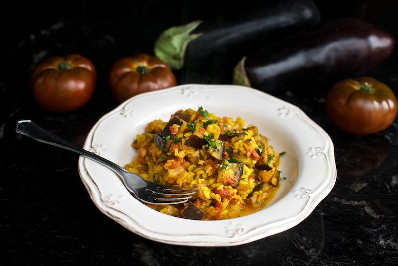 arroz con berenjenas-portada