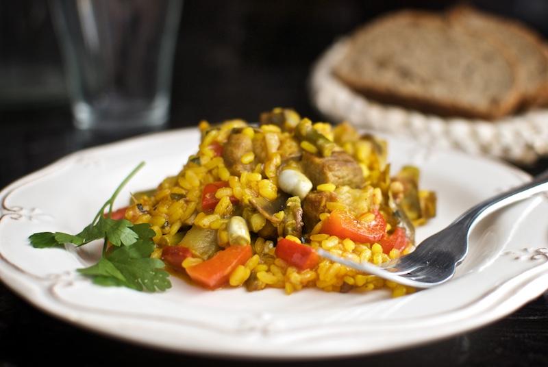 paella de lomo y verduras-portada