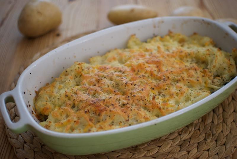 pastel de acelgas, quinoa y patatas (4)